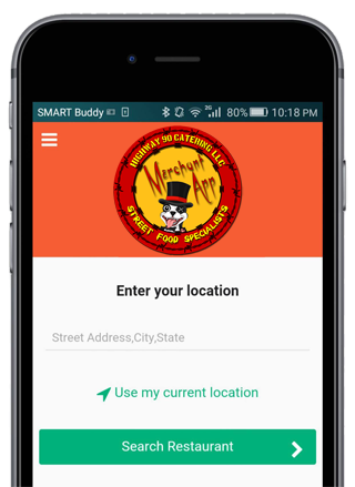 Download Our New Merchant Ordering Taking App!