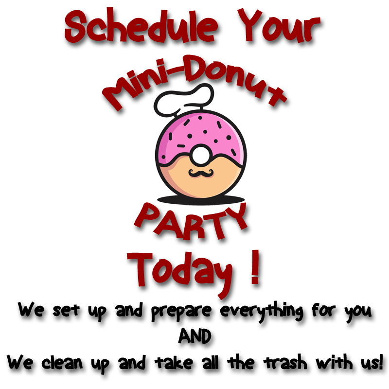 Schedule Your Hot Dog Party Today!